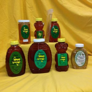 1 pound Jar of Sabine Creek Honey raw and unfiltered