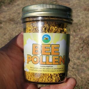 Bee Pollen from Ross Rowdy Bees