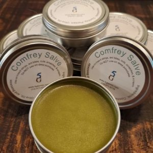 Comfrey Salve 2 oz tin