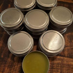 Comfrey Salve 1 oz tin