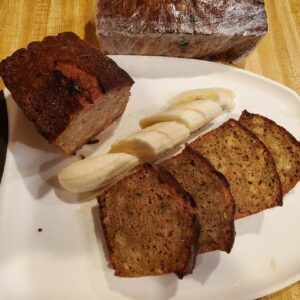Banana Bread 1 loaf