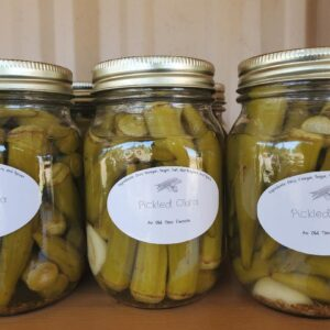 Pickled Okra 1 pint